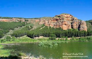 moncayo rio Val Los Fayos senderismo