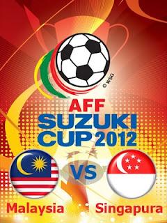malaysia vs singapura aff suzuki cup 25.11.2012