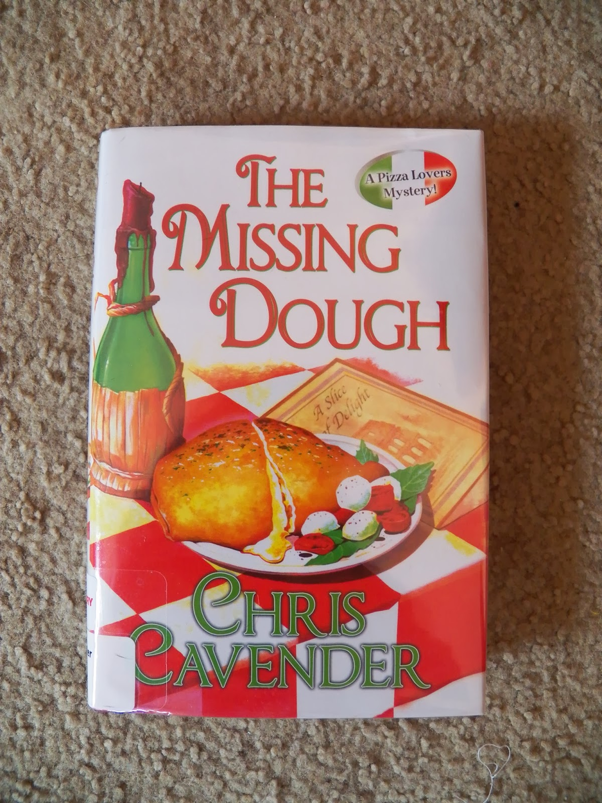 http://www.amazon.com/Missing-Dough-Pizza-Lovers-Mystery/dp/0758271549