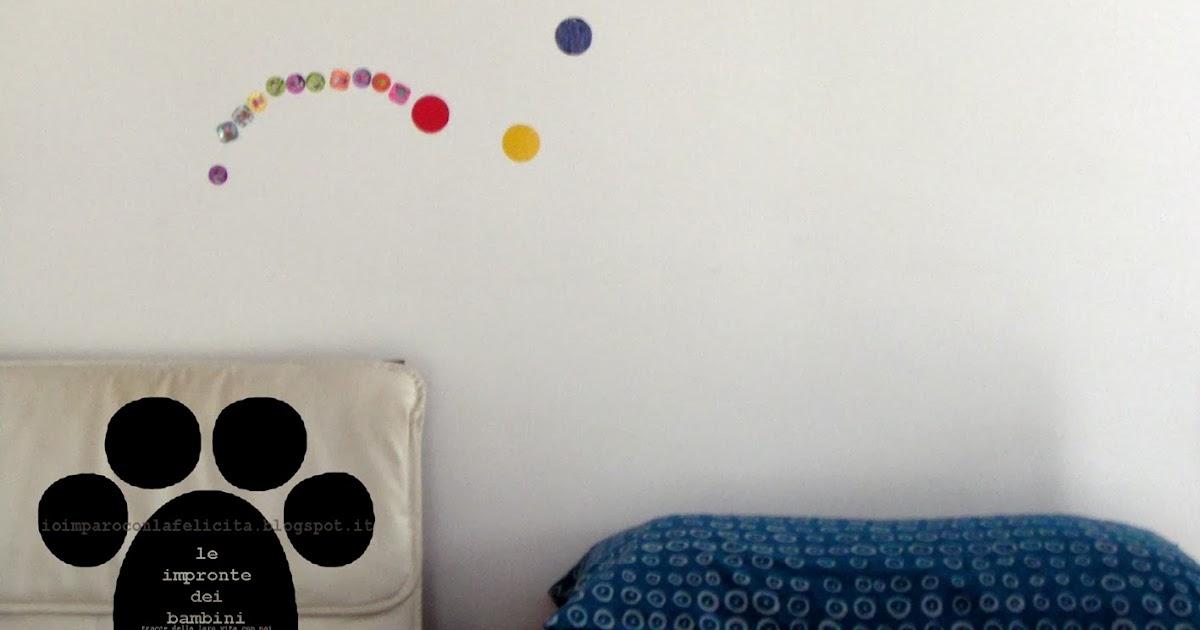 Io imparo con la felicit notizie dalle nostre pareti for Adesivi sul muro