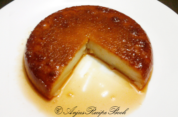 Caramel Bread Pudding Recipe Caramel Bread Pudding With