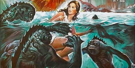 LA ISLA DE LOS HOMBRES PECES (1979)