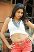 Akshida Hot Photos from Yuddam Movie Song shooting spot-thumbnail-14