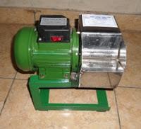 mesin parut kelapa elektrik