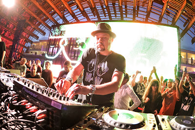Masters at Work estuvieron por primera vez esta temporada en Ushuaïa Ibiza Beach Hotel
