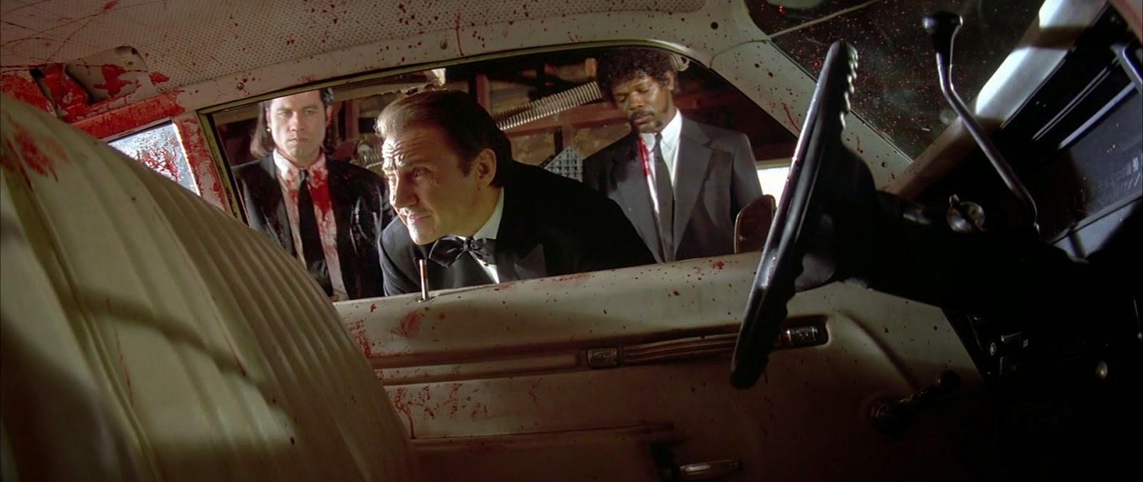 Pulp Fiction - historky z podsvětí (režie Quentin Tarantino)