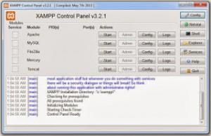 fungsi xampp dan cara menggunakannya
