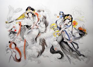 Obra de Simone Michelin_http://bangalocult.blogspot.com