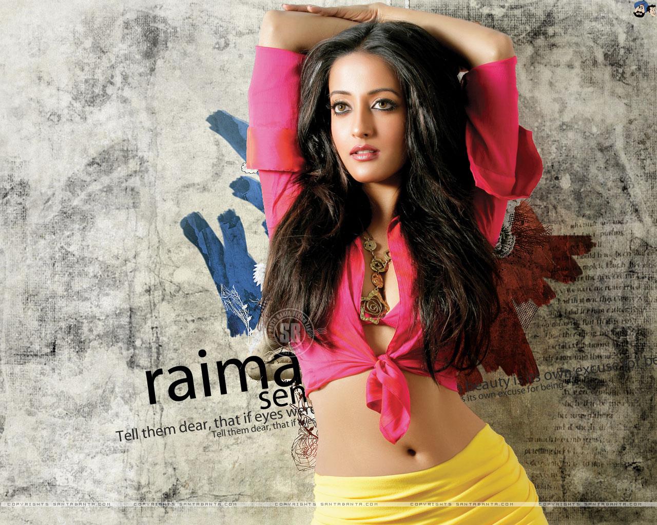 bengali actress raima sen sexy hot navel boobs cleavage exposing photos wallpapers