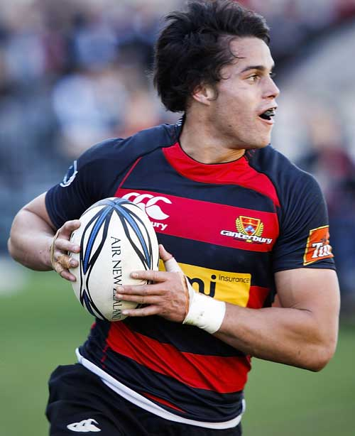 Sports Star: Sean Maitland Rugby Player Profile And Pictures