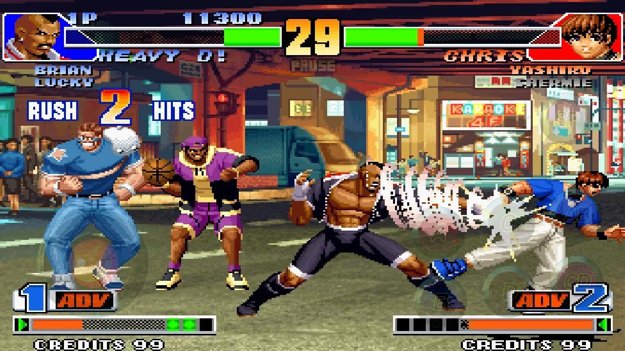 THE KING OF FIGHTERS '98 v1.0