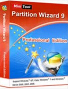 Box Penjualan Minitools Partition Wizard