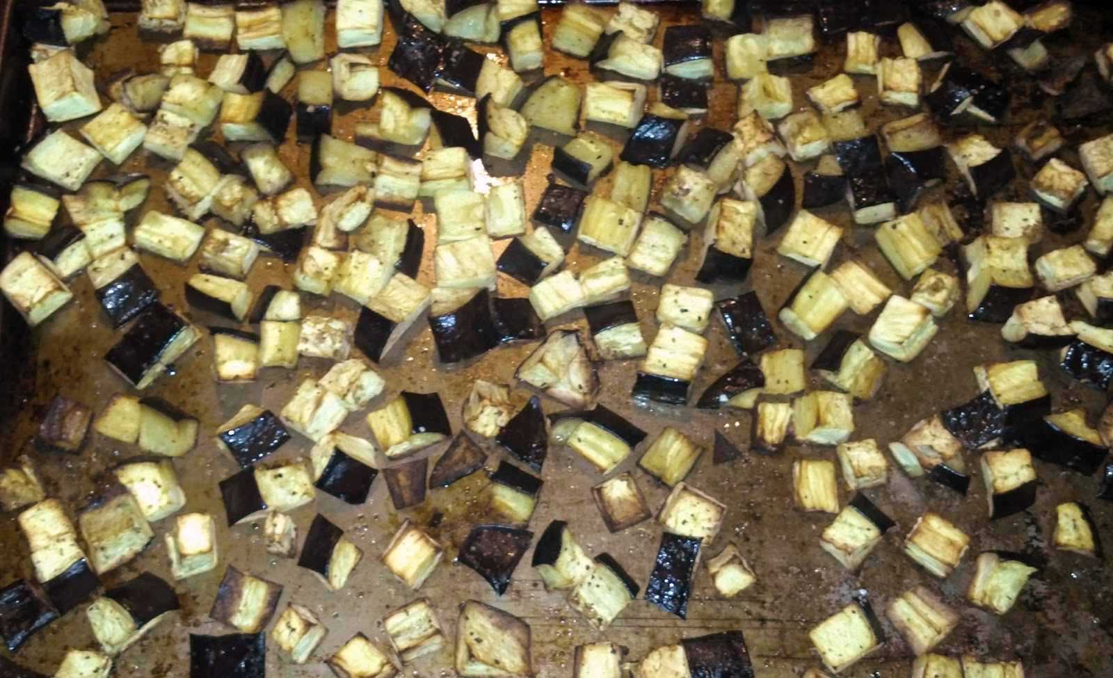 directories how to roast eggplant cubes how to roast eggplant cubes ...
