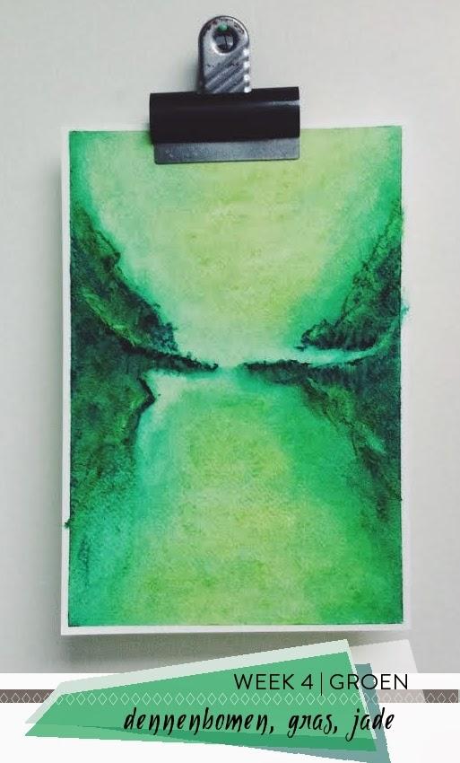 Kleur inspiratie groen villa d 39 esta interieur en wonen - Kleur harmonie leven ...
