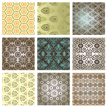 Free Download Vector - Batik