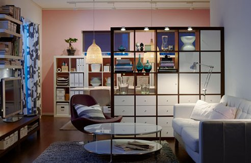 Ikea expedit naver - Separar ambientes ikea ...