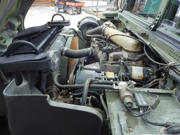 1987 Am General M1038 Humvee Hmmwv Auto Restorationice