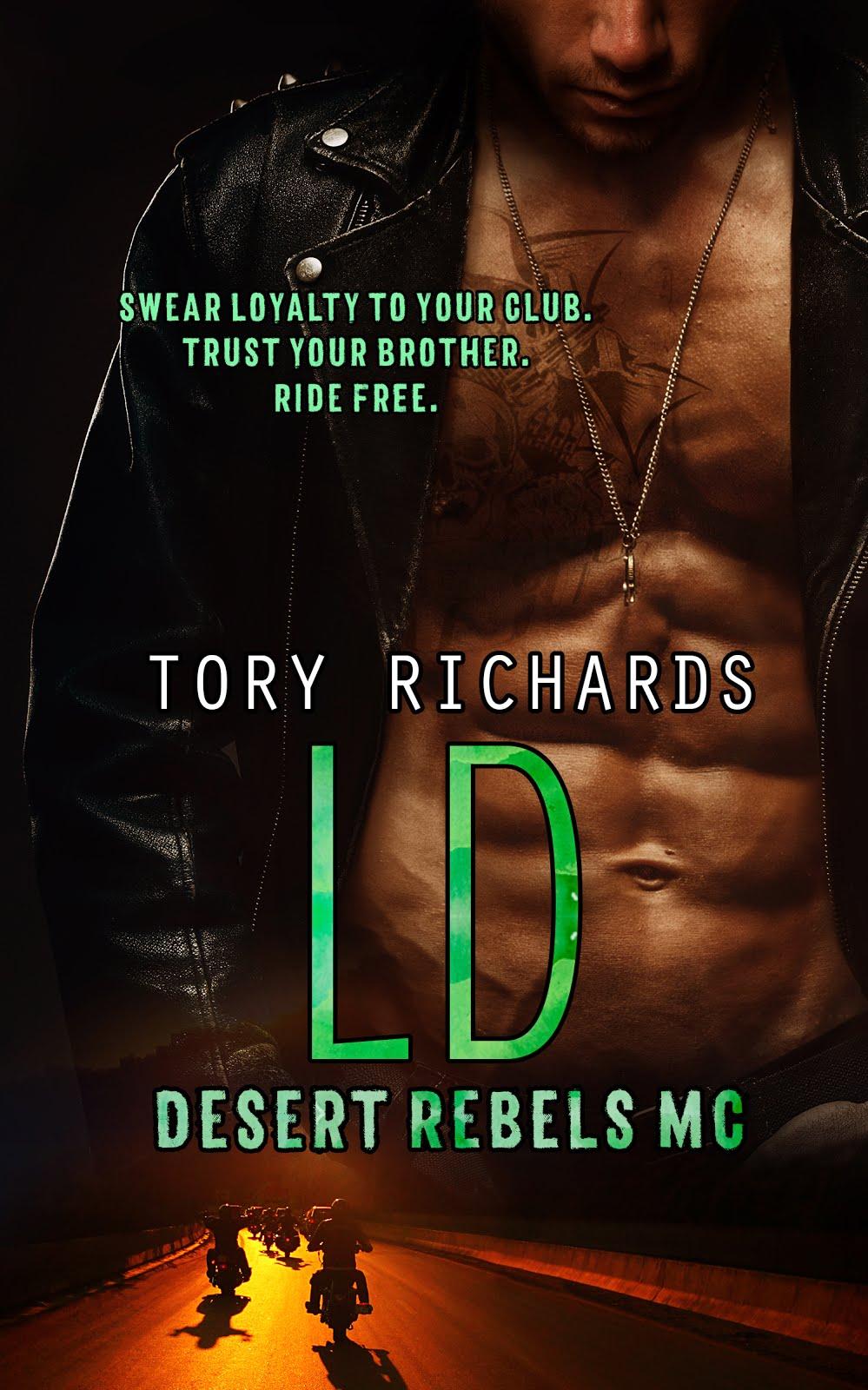 Desert Rebels MC Series #3