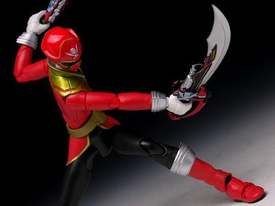 SHFiguarts Gokai Red