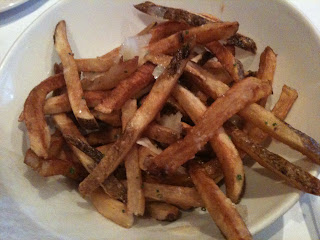 Todd Jurich's Bistro dish: French Fries