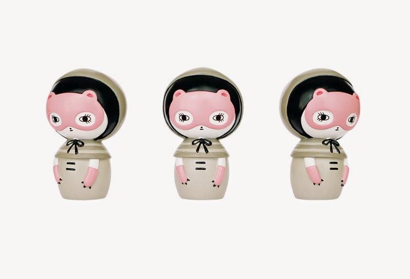 Toy Arts Gomi de Andrea Kang