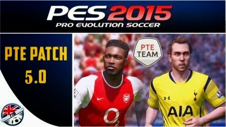 PES 2015 PTE Patch 5.0