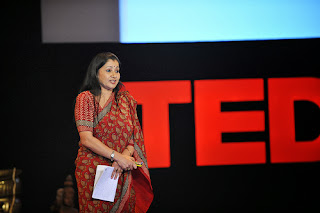 Mrs. Shukla Bose TED talks