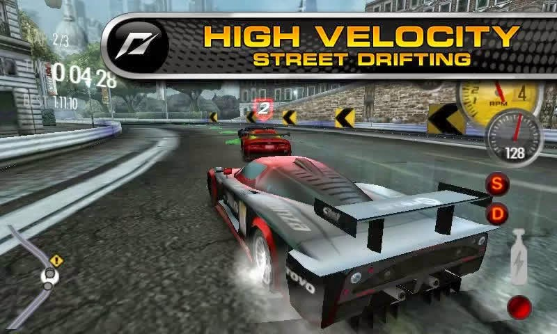 Need For Speed Shift Android APK+DATA Full İndir