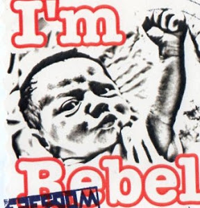 I AM A REBEL IN SUPPORT OF A GENERAL STRIKE FOR MORE FREEDOM