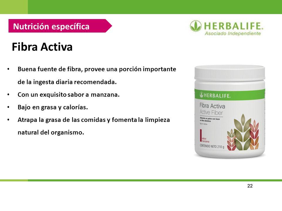Herbalife: FIBRA ACTIVA