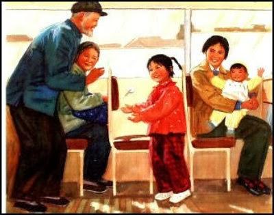 tradisi orang tionghua orang itu bisa kaya kalau menghormati orang