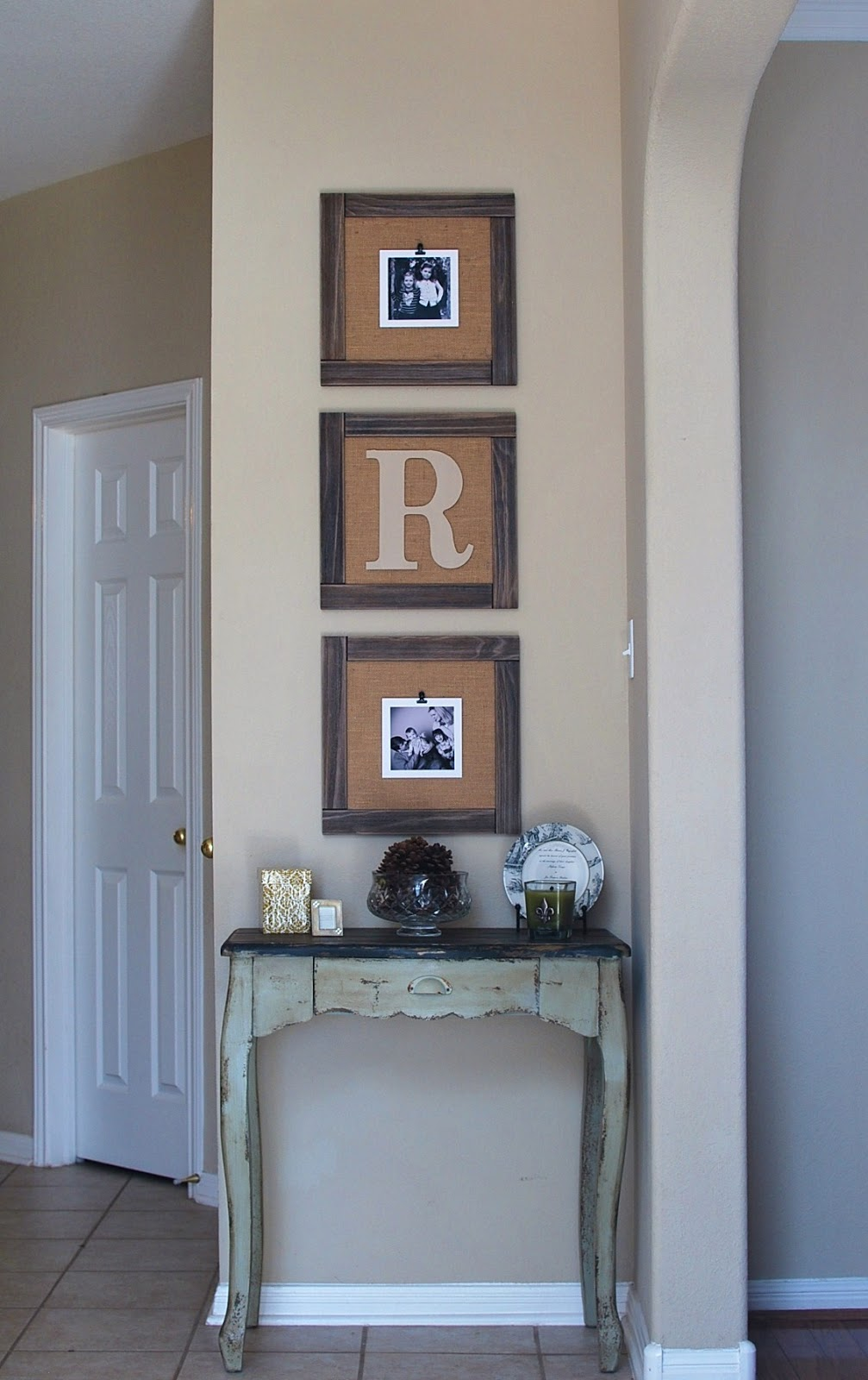 Anna and blue paperie diy barnyard trio frames home decor for Anna decoration in home