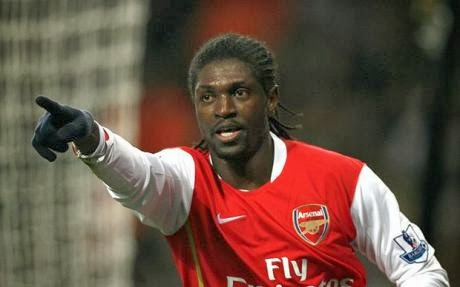 My Family Once Called Me Rubbish Before I Became Successful- Emmanuel Adebayor