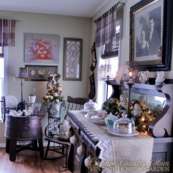 My Christmas Home Tour 2014