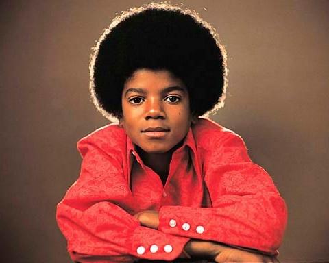 Michael Jackson som barn