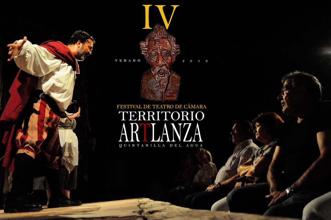 Festival de Teatro de Cámara Territorio Artlanza