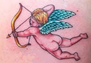 Tatuaje de San Valentín