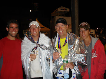 Congratulations Rob and Robert on the Lake Placid 2011 Iron Man Event!