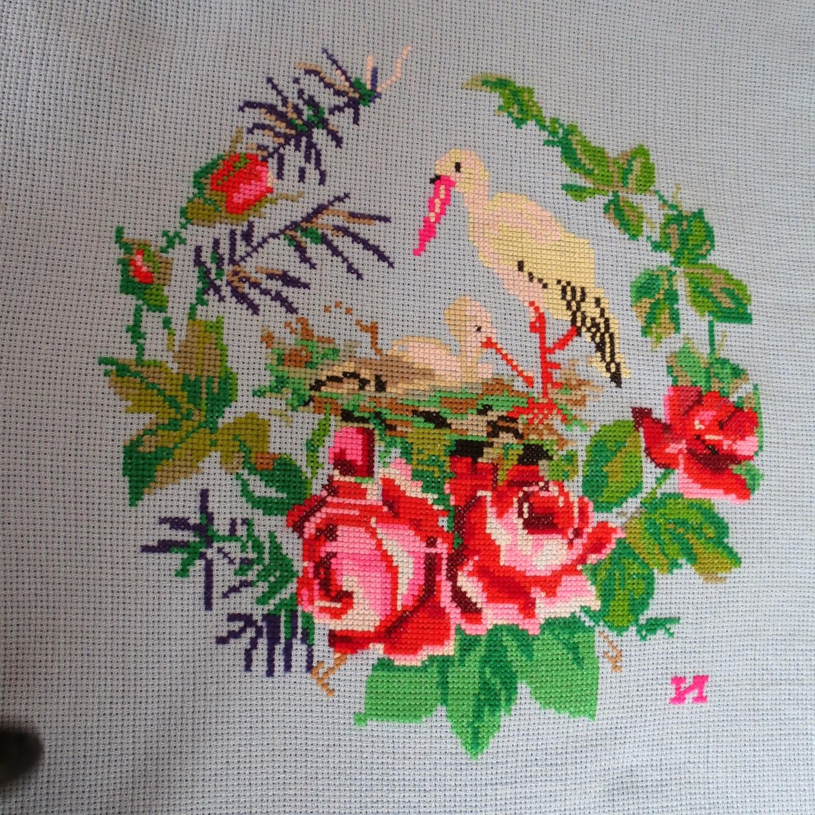 Клуб осинка вышивка бисером