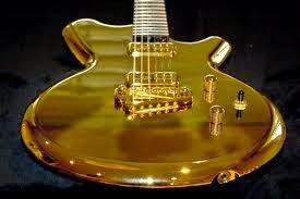stratocaster de oro