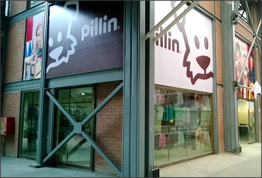 OUTLET PILLÍN Easton Premium Outlet Quilicura