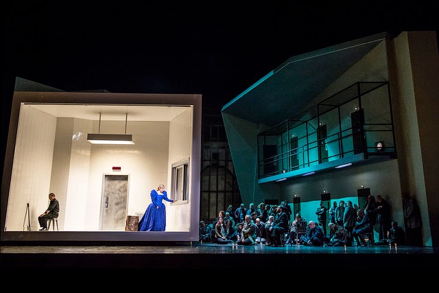 Joyce DiDonato in Maria Stuarda at the Royal Opera House (c) Bill Cooper / ROH 2014
