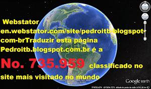Nosso blog no ranking mundial