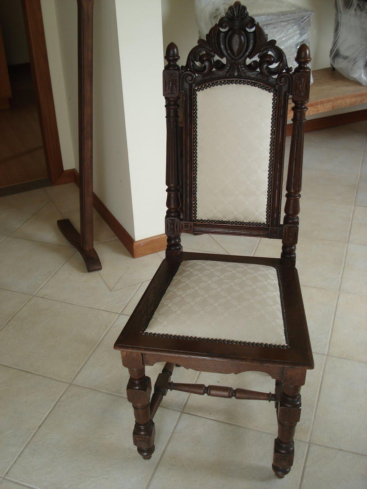 10 cadeiras de madeira carvalho todas em perfeito estado de  #302219 1200x1600