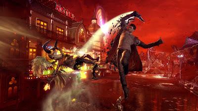 DmC: Devil May Cry Screenshots 2