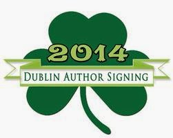 Dublin Authors Signing 2014