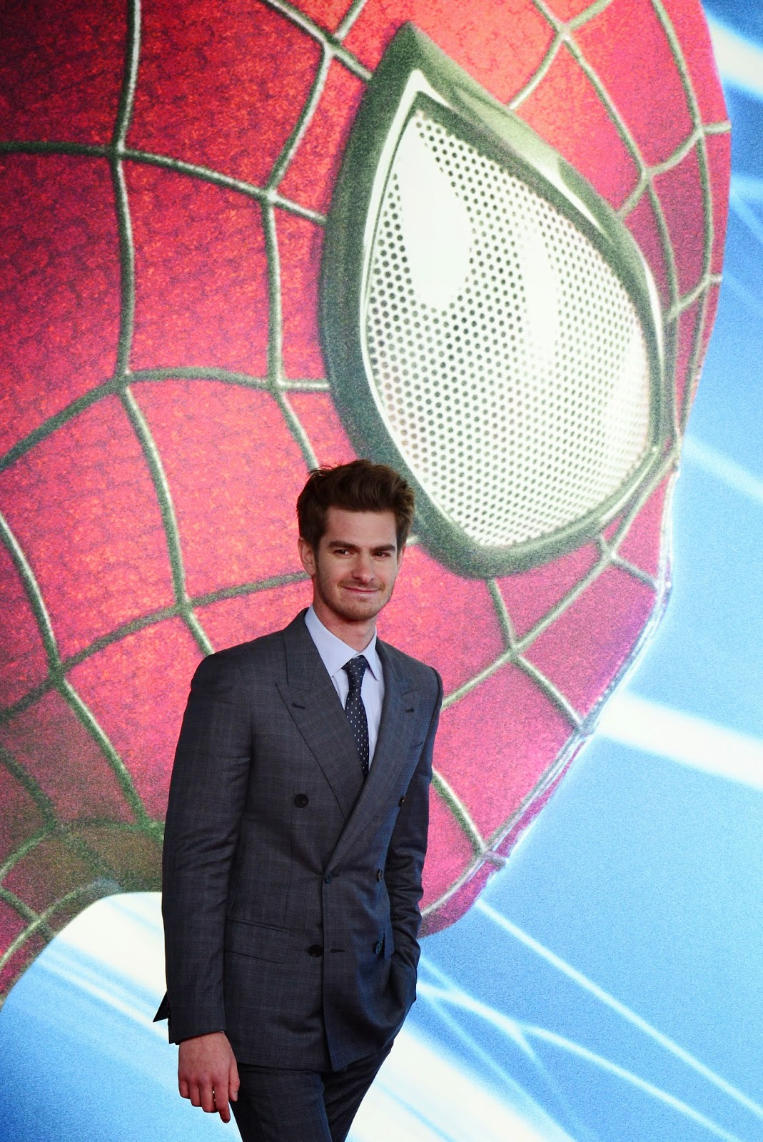 Amazing Spiderman, Amazing Spiderman 2, Andrew Garfield, Berlin, Dane DeHaan, Emma Stone, Entertainment, Germany, Hollywood, Jamie Foxx, Marc Webb, Matthew Tolmach, Movie Premiere, Movies, Rise of Electro, Showbiz, Hollywood Actress, Hollywood Actors,