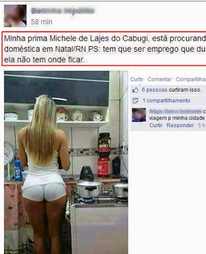 A grande facilidade em arrumar emprego no Brasil!!