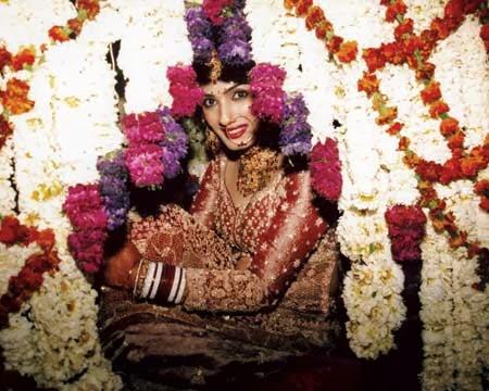 Raveena Tandon Wedding Pics
