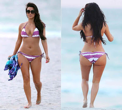 kim kardashian hot body